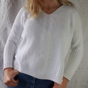 Aritzia Babaton cotton sweater